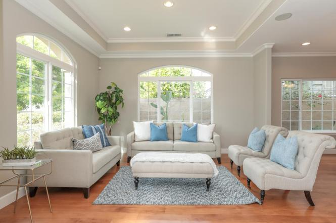 1641 Kirk Court Home Staging