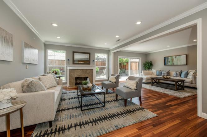 1542 Chambers Drive Home Staging